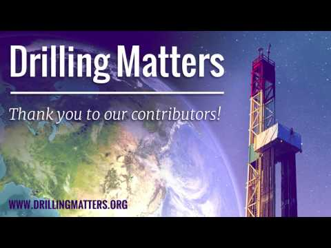 Drilling matter trailer