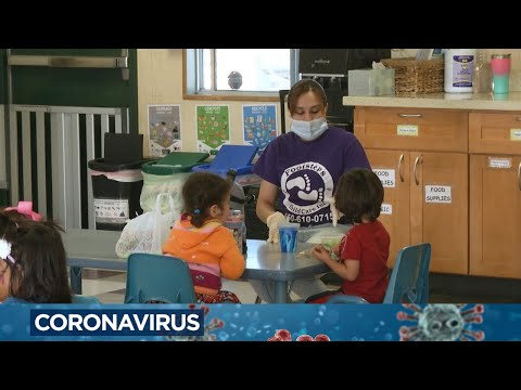 Hundreds Of California Child Care Centers Face Permanent Closure
