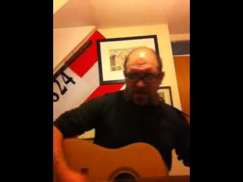 Wonderwall cover adam shepherd