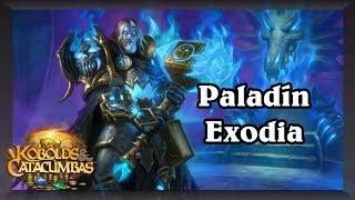 Paladín Exodia, ganar en un solo turno [Hearthstone]