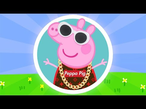 Peppa Pig Trap Remix Prod By Attic Stein Youtube