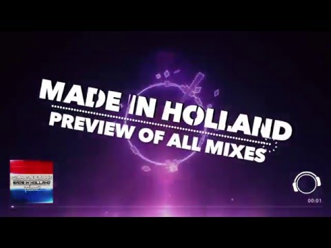 DJ MNS vs. E-MaxX - Made in Holland (Reworked) Video Preview MIX
