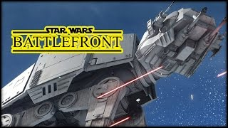 STAR WARS - Battlefront - Drop Zones! Ice Caves!