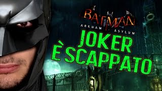 JOKER È SCAPPATO - BATMAN ARKHAM ASYLUM REMASTERED [EP.01] (Walkthrough ITA)