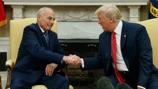 John Kelly asked by Trump to remain at White House through 2020
