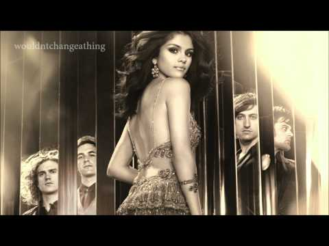Not Over It - Selena Gomez & The Scene (Unreleased Song from K&T) w/CORRECT lyrics* HQ/HD
