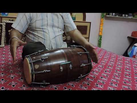 How to play dholak lesson 1 recreated