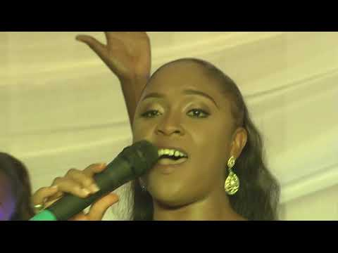 ANGEL C PERFOMING AT DHM 2 0 CONCERT 2018