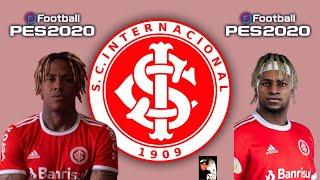 Cópia de Base – ABEL HERNANDEZ –  INTERNACIONAL  ( PES2020 )