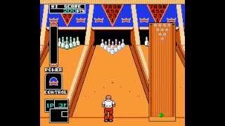 NES Longplay [314] Championship Bowling