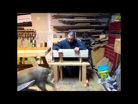A Hybrid Sawbench for Hybrid Woodworkers
