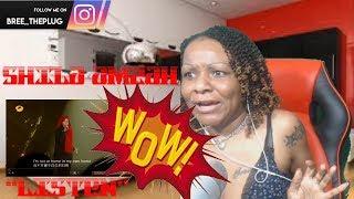 "Shila Amzah -  (BEYONCE ""Listen"")  I Am A Singer Ep 09   07032014 REACTION"