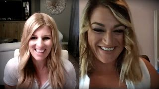 """TYME Iron: Sarah wanted to create a """"Julianne Hough"""" look with the TYME Iron"""