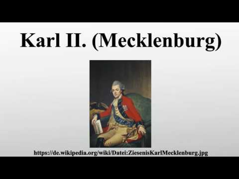 Karl II. (Mecklenburg)