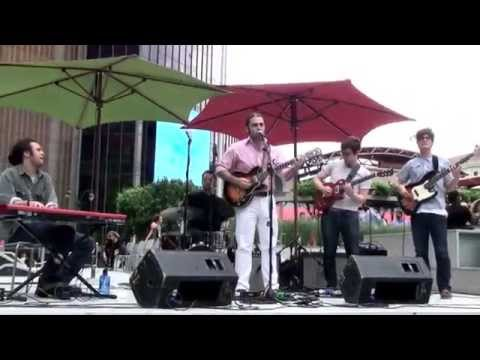 Academy Blues Project at 1 Penn Plaza July 15, 2015