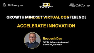 Accelerate Innovation : Growth Mindset Virtual Conference