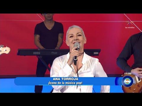 Ana Torroja - Llama - H0Y (Canal 2.1) - TV México (22/02/2019)
