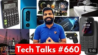 Tech Talks #660 - 10 Million Subscribers, Exynos 9820, iPhone X Blast, Zenfone Max Pro M2, Nokia Q06