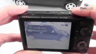 Sony Cyber-shot DSC-W380 - Prise en main, test, démo