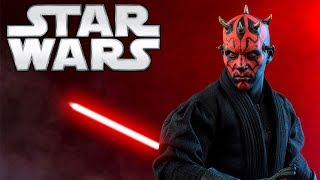 What Darth Plagueis REALLY Thought of Darth Maul - Star Wars Explained