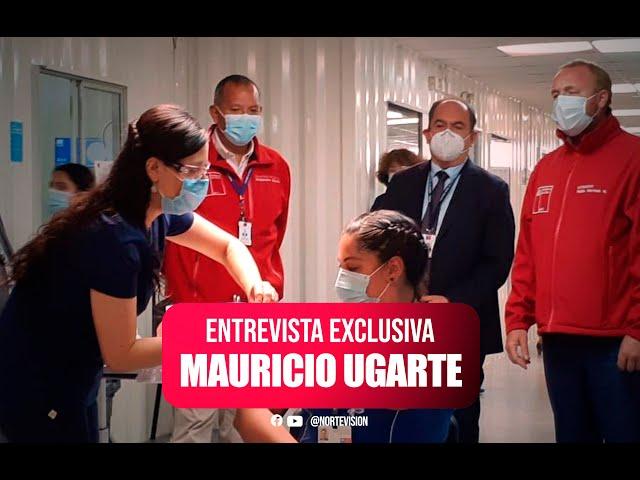 Entrevista - Mauricio Ugarte Presidente Regional FENATS