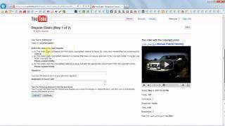 حل مشكلة حقوق النشر في اليوتيوب WMG و NATOARTS