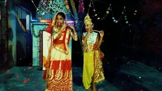 CHAM CHAM NACHE TERI MORNI  HD VIDEO 2018  COVER DANCE  [JANMASHTMI SPECIAL] BY RIVALS DANCE GROUP.