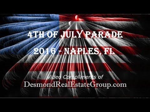 4th of July Parade - 2016 Naples, FL