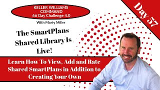 KW Command 66 Day Challenge 4.0 Day 57 - SmartPlans Applet Featuring a Shared SmartPlan Library