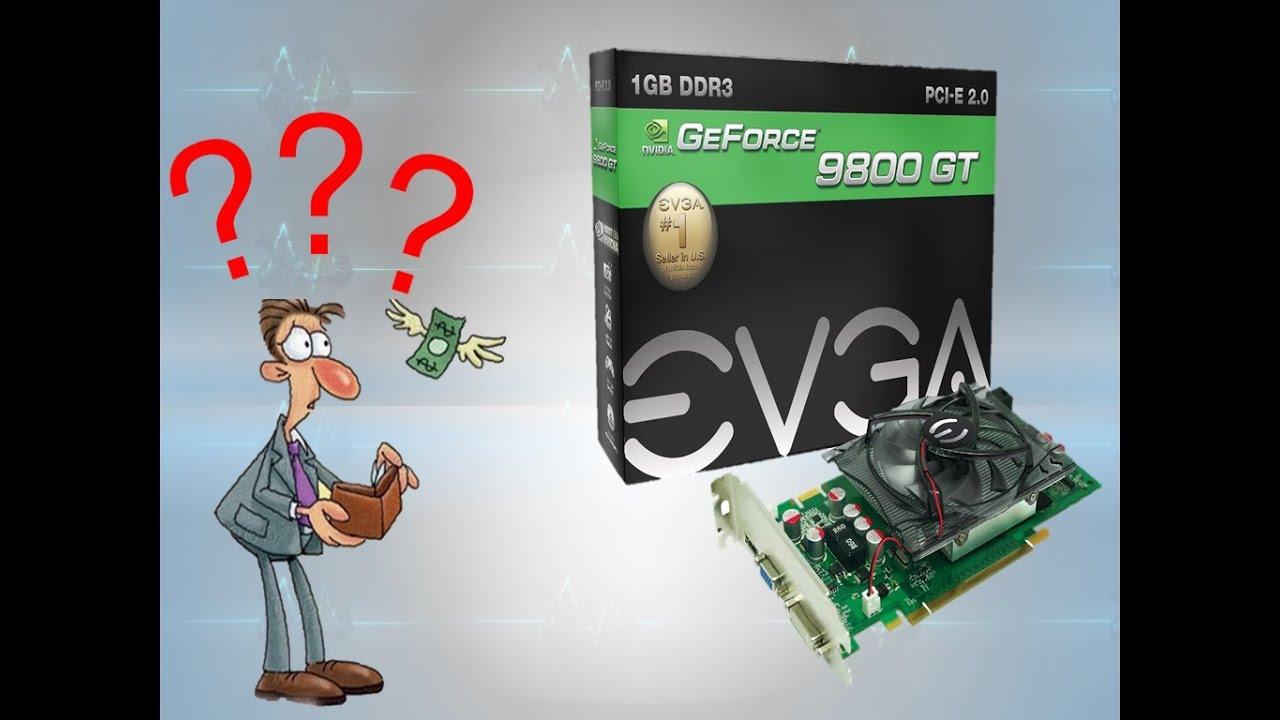 EVGA NVIDIA GEFORCE 9800 GT WINDOWS 8.1 DRIVERS DOWNLOAD