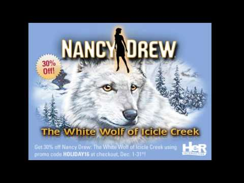 Nancy Drew: The White Wolf of Icicle Creek [Day Three: Twitch] | HeR Interactive