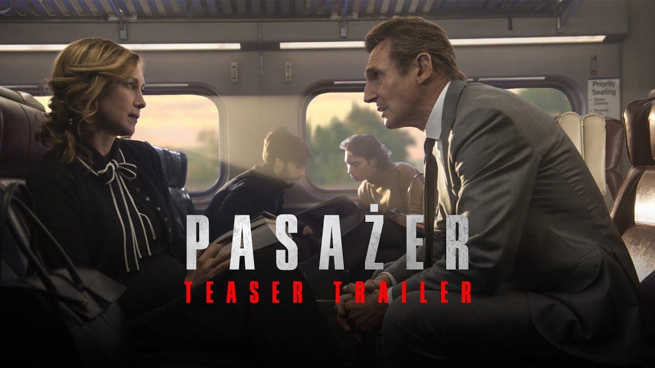 PASAŻER - oficjalny teaser trailer #1