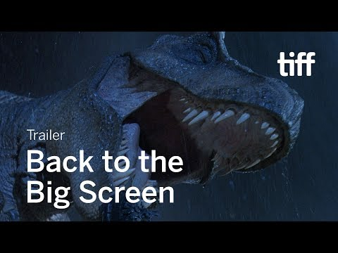 Back To The Big Screen: The Cinema Of Steven Spielberg | TIFF 2018