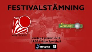 Festivalstämning -  Habo Wolley vs Södertelge