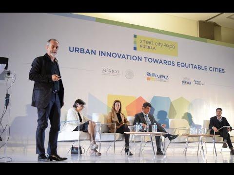 Smart City Expo Puebla - 18 de febrero en vivo