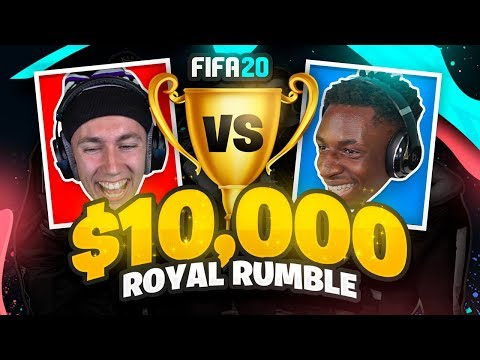 SIMON VS TOBI - SIDEMEN FIFA 20 $10,000 ROYAL RUMBLE