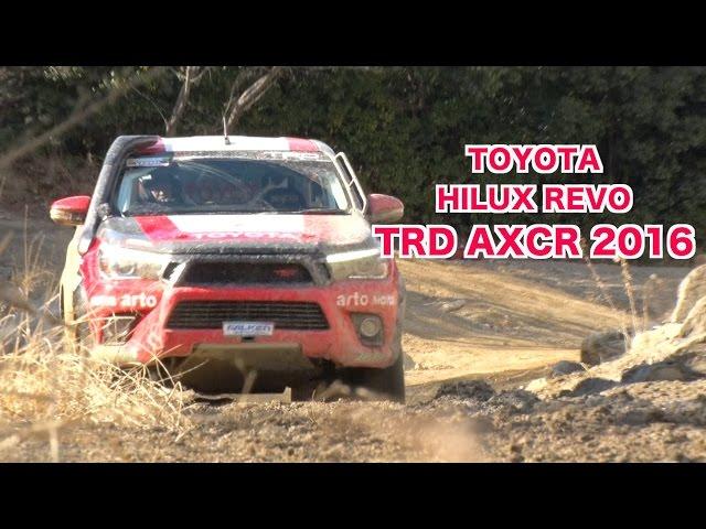 ??????REVO TRD AXCR 2016 ?????????Hilux Revo