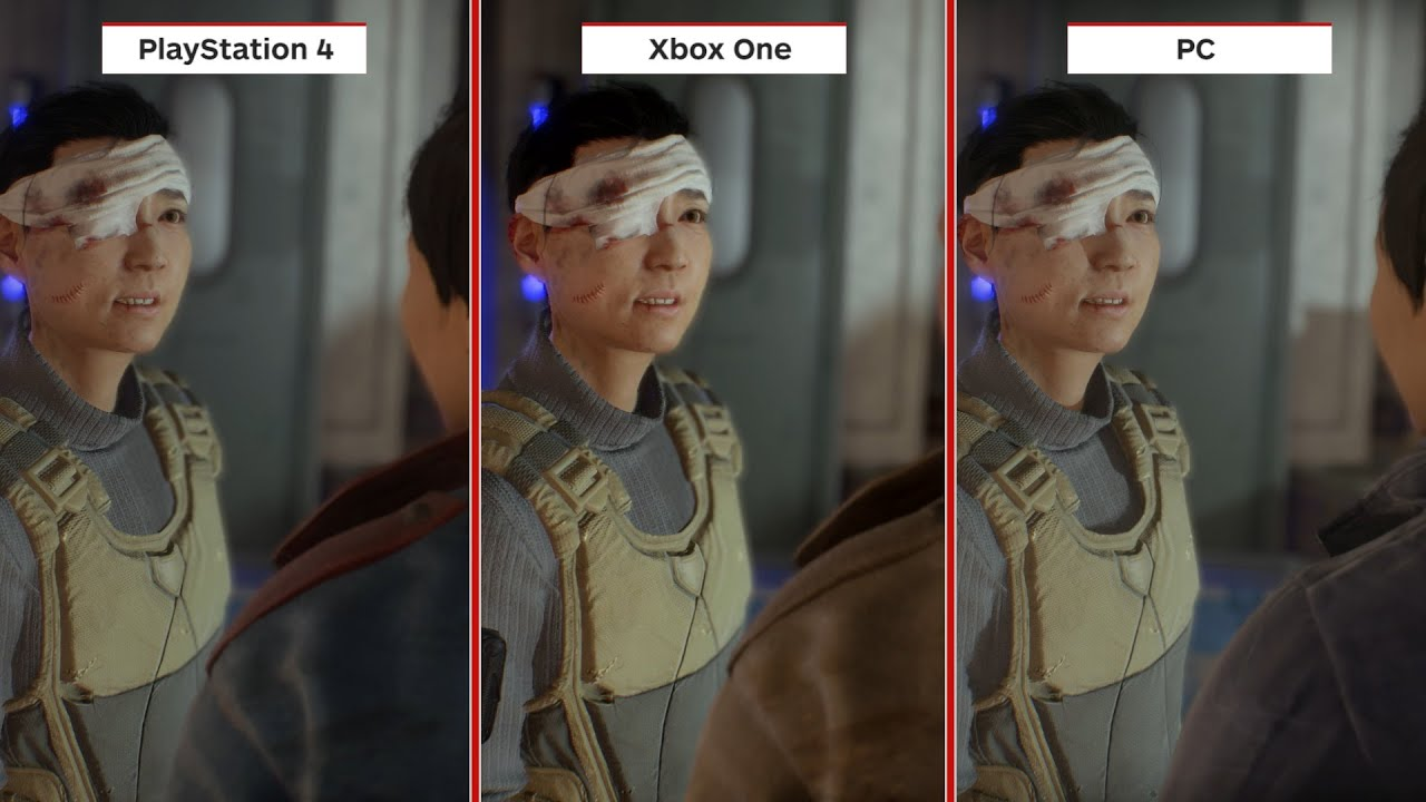 The Division Graphics Comparison - PC vs Xbox One Vs PS4 ...Ps4 Graphics Card Vs Xbox One Graphics Card