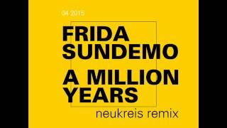 Frida Sundemo - A Million Years (neukreis remix)