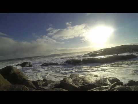 Peggy's Cove    After the Storm;       music by Apocalyptica
