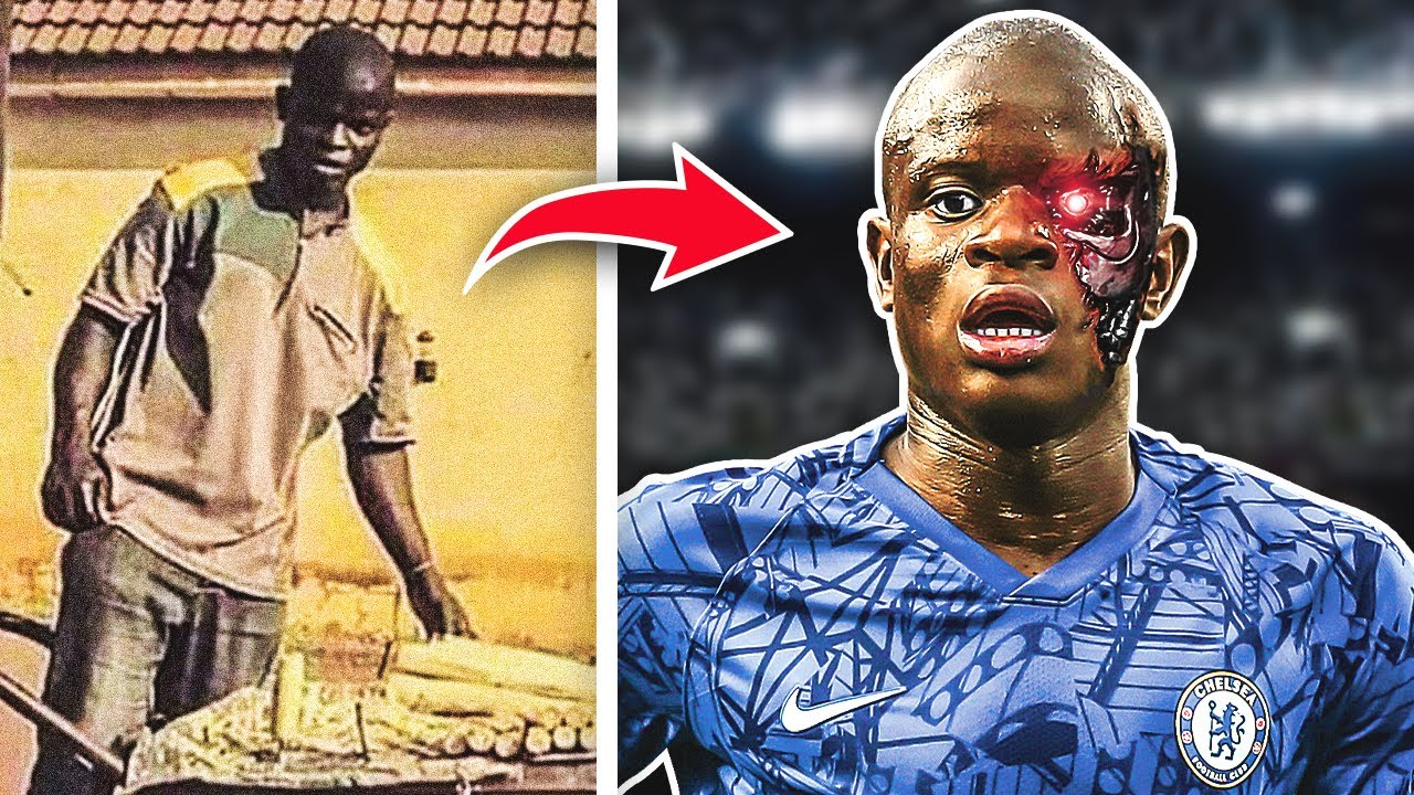 10 Things You Didn't Know About N'Golo Kanté
