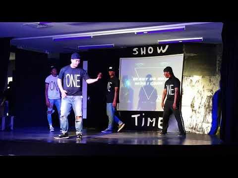 ONE! Amazing hip hop in Tunisia