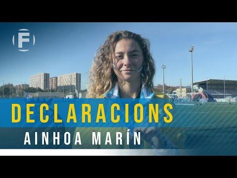 Ainhoa Marín ens explica la seva experiència al Mundial