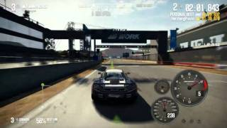 shift 2 pc multiplayer gameplay HD