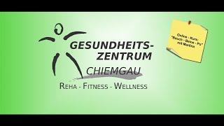 Gesundheitszentrum Chiemgau - Online Training Trailer 1