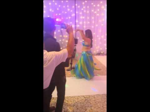 Mimi Danseuse Orientale - Mariage Gennevilliers - Juin 2014
