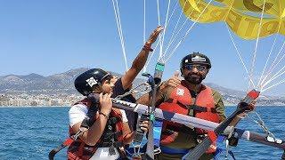Parachute ,adel et sami ,les boys tv