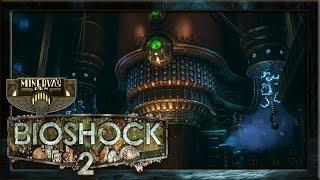 DER THINKER #5 💉 BioShock 2: Minerva's Den DLC | Let's Play The Collection | PS4 Pro