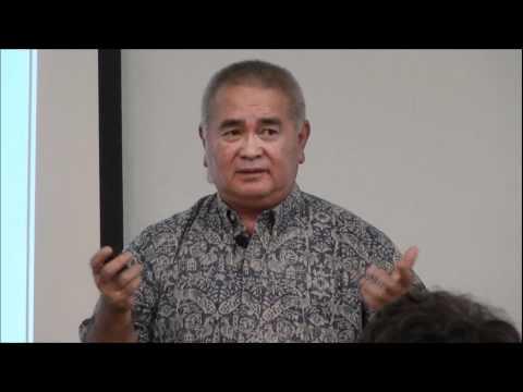 TEDxHilo - Richard-Ha - Kuokoa Freedom From Fossil Fuel