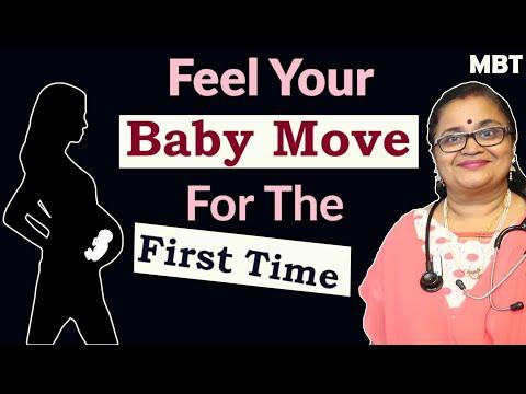 When Do You Start Feeling Baby/Fetal movement In Pregnancy | Mind Body Tonic